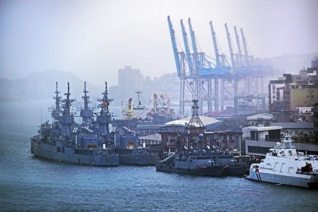 Σε κατάσταση συναργεμού σημαντικά κινεζικά λιμάνια λόγω του τυφώνα Chanthu