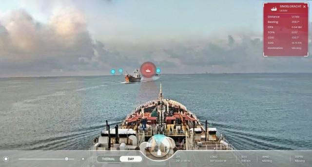 H τεχνητή νοημοσύνη προς την ενίσχυση της ασφάλειας της ναυσιπλοΐας