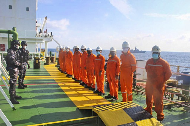Αύξηση των περιστατικών κρατήσεων πλοίων στην Ινδονησία