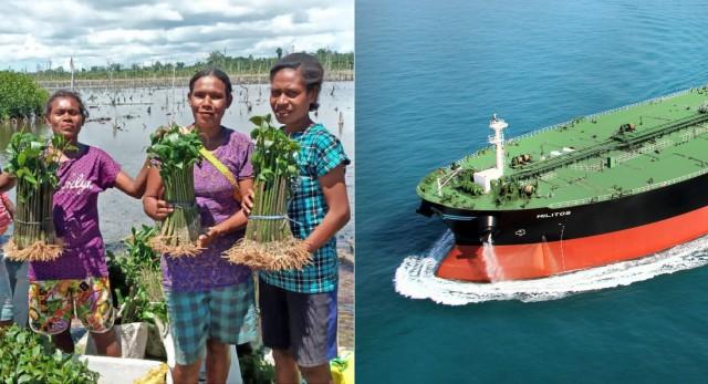 Andriaki Shipping Co. Ltd.: Με το βλέμμα στην προστασία της βιοποικιλότητας