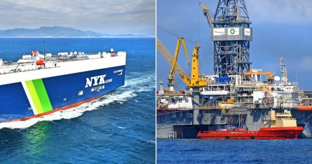 Πετρελαϊκοί κολοσσοί και ναυτιλιακές εταιρείες συνεργάζονται με φόντο την ενεργειακή μετάβαση