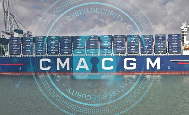 Νέα κυβερνοεπίθεση στη CMA CGM