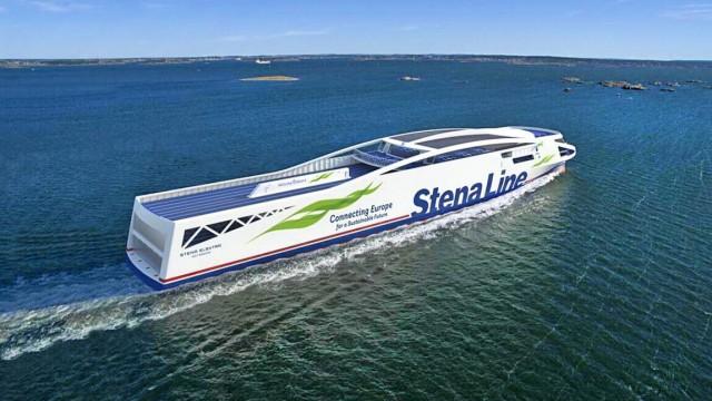 Stena Line: Ιστορική συμφωνία για μηδενικών εκπομπών πορθμεία έως το 2030