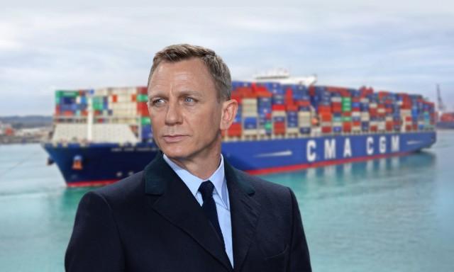 Με άρωμα ναυτιλίας η νέα ταινία του James Bond