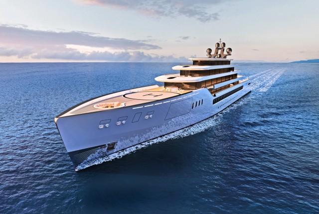 Πρόσω ολοταχώς για τα μεγαλύτερα και πιο πράσινα yachts