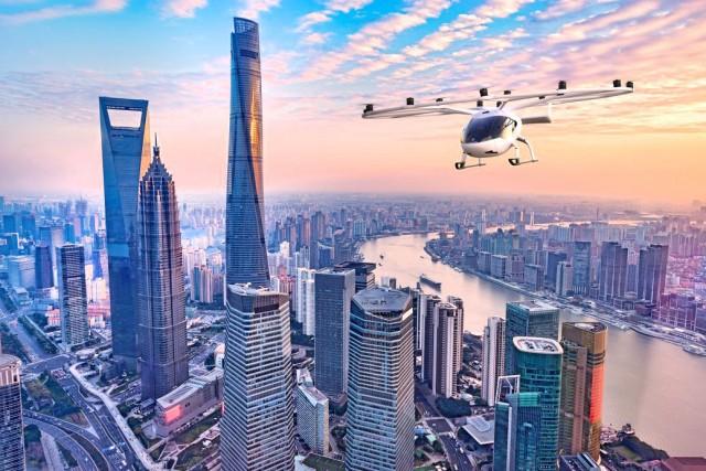 Κίνα: Πράσινες αστικές εναέριες μεταφορές με γερμανική υπογραφή