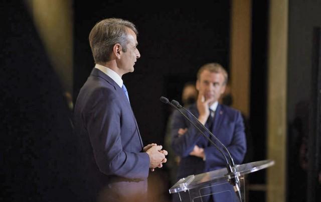 Κ. Μητσοτάκης: «Η χώρα μας αποκτά 3 νέες φρεγάτες για το Πολεμικό Ναυτικό, με δυνατότητα να αποκτήσει άλλη μία»