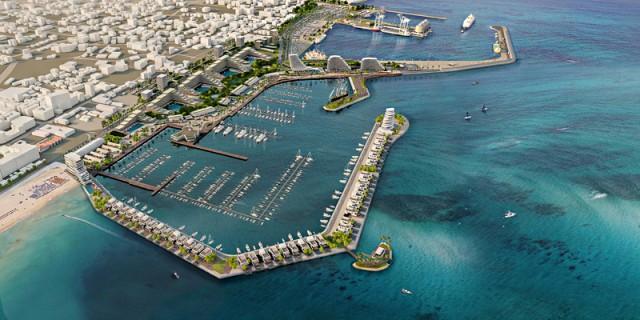 Σε τροχιά υλοποίησης το μεγαλύτερο επενδυτικό project στο λιμάνι της Λάρνακας