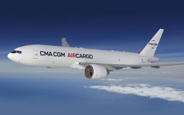 Επέκταση των αεροπορικών εμπορευματικών μεταφορών για την CMA CGM