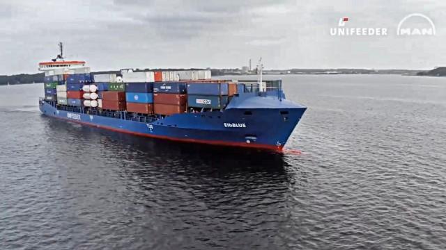 Έβαλε πλώρη το πρώτο πλοίο κατανάλωσης SNG παγκοσμίως