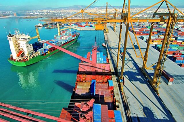 H CMA CGM συνδέει Θεσσαλονίκη με Αίγυπτο και Τουρκία