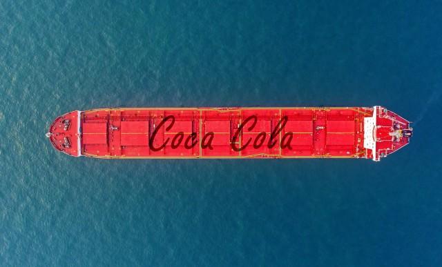 Coca-Cola: Ναύλωση bulkers με φόντο τη συμφόρηση των εφοδιαστικών αλυσίδων