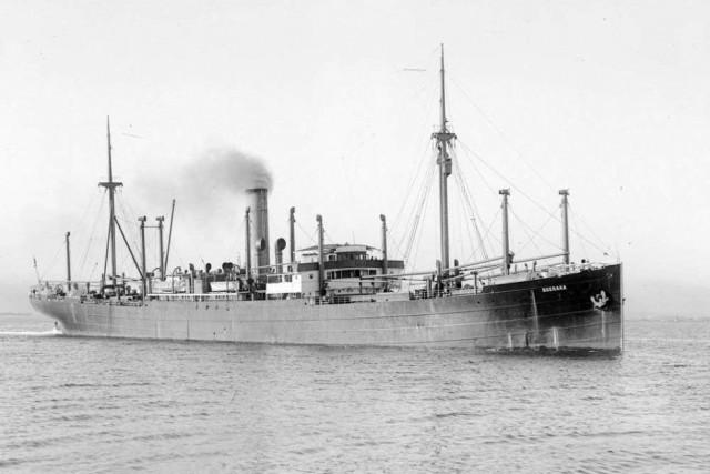 Το «Νηρεύς»  την περίοδο που ονομαζόταν «Boorara» προ του 1926. Πηγή: National Library of Australia