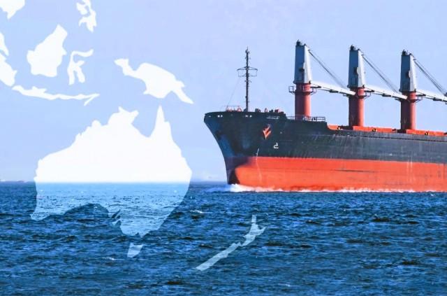 Κράτηση πλοίου στην Αυστραλία