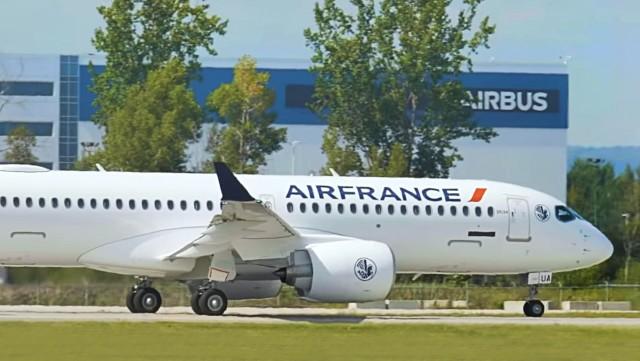 Airbus A220-300: Το νεότερο στολίδι του στόλου της Air France