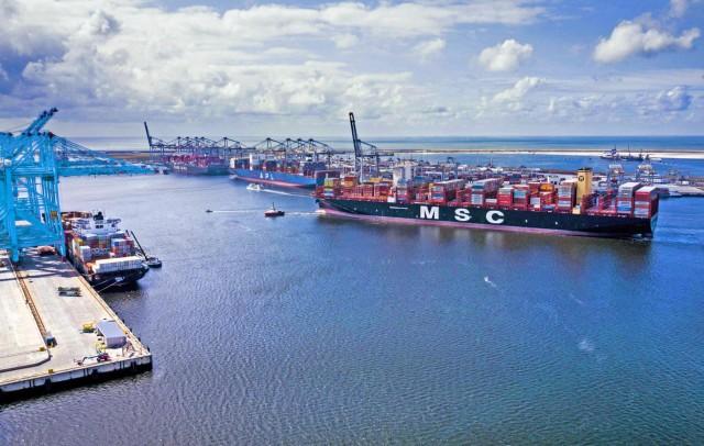 Έξυπνες λύσεις πρόσδεσης από το λιμάνι του Ρότερνταμ