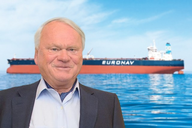 12,106 εκατ. μετοχές της Euronav στα «χέρια» του John Fredriksen