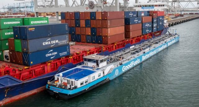 Νέα συνεργασία για τη χρήση βιοκαυσίμων σε ευρωπαϊκά πλοία μικρών αποστάσεων