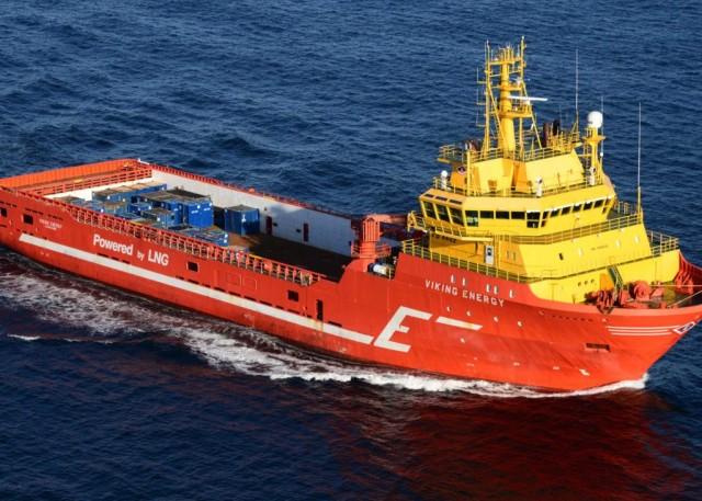 H εφαρμογή της αμμωνίας ως καυσίμου σε OSV πλοίο