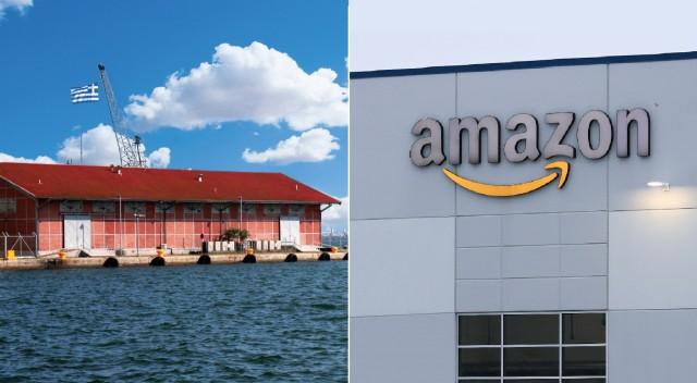 Συμμαχία της ΟΛΘ Α.Ε με την Amazon με επίκεντρο την καινοτομία